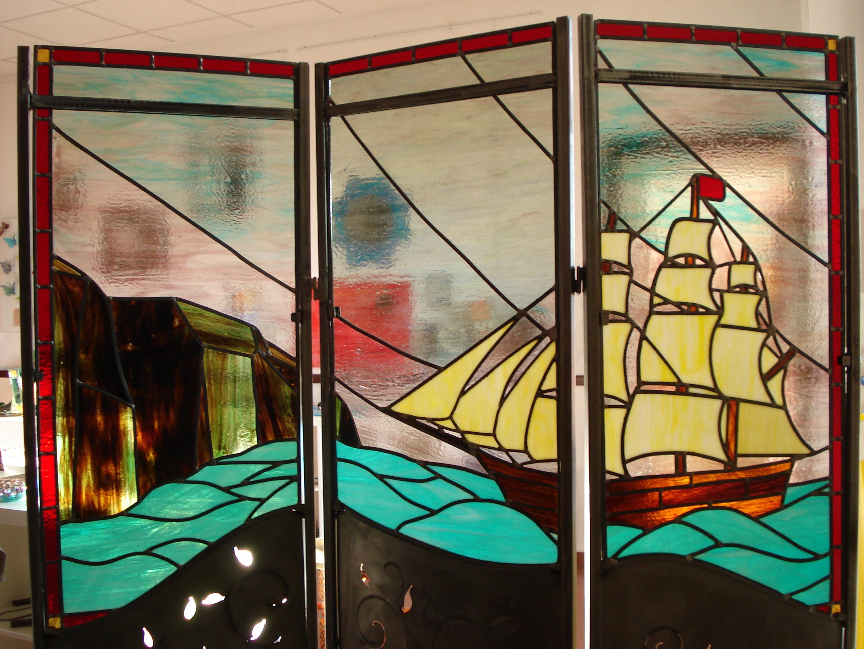 Stage de verre vitrail fusing ateliers cour roland