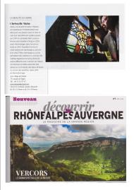 Rhône Alpes Auvergne,© Le Temps du Vitrail